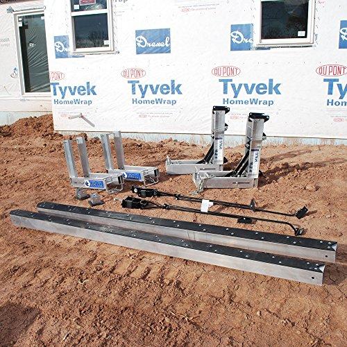 Titan, Aluminum Pump Jack System - Basic Package