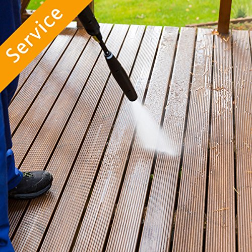 Deck Cleaning - Up to 500 Square Feet