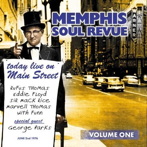 Memphis Soul Revue Volume One