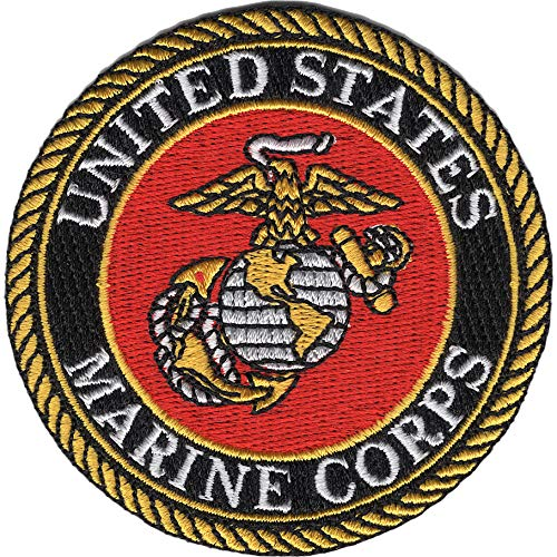 United States Marine Corps Small Emblem Patch