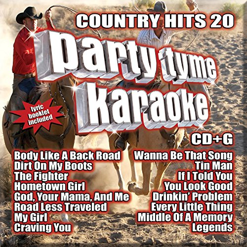 Party Tyme Karaoke - Country Hits 20