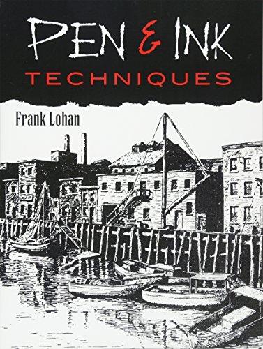 Pen & Ink Techniques (Dover Art Instruction)