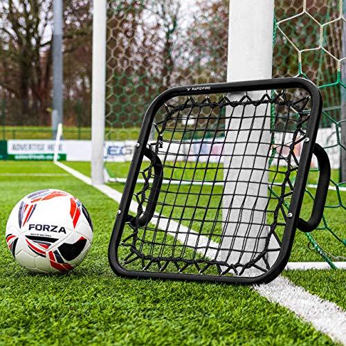 RapidFire Handheld Soccer Rebounder | Goalkeeper Training Equipment