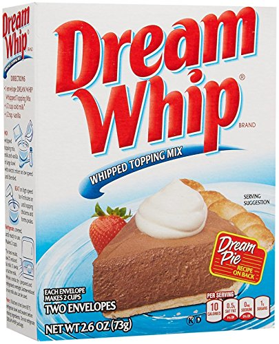 Kraft Dream Whip - 2.6 Ounces