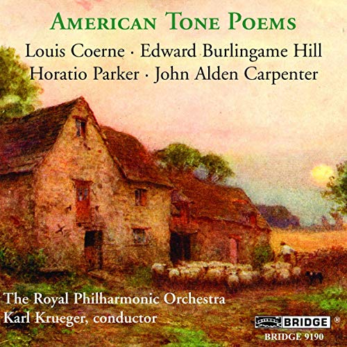 American Tone Poems