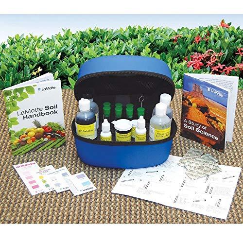 Lamotte Model El - Turf and Garden Soil Test Kit - 5679-01