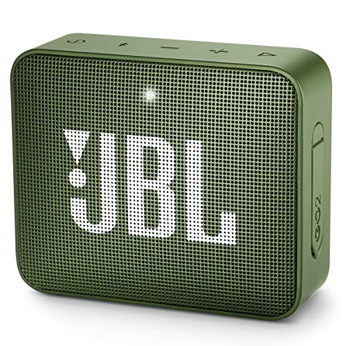 JBL GO2 - Waterproof Ultra Portable Bluetooth Speaker - Green